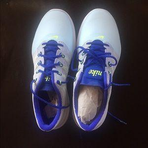 New women's Nike golf shoes